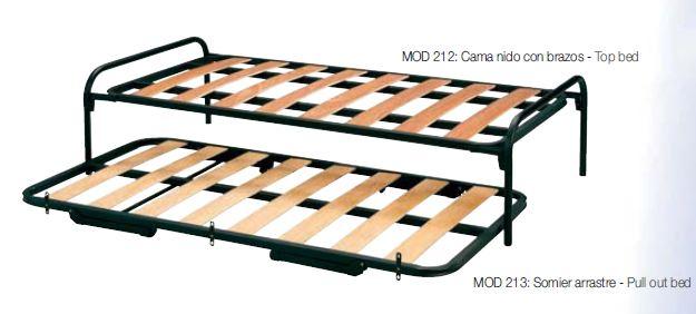 Electro muebles magar s l for Liquidacion camas nido